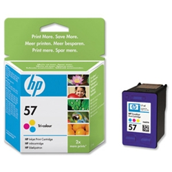 Hewlett Packard [HP] No.57 Inkjet Cartridge 17ml